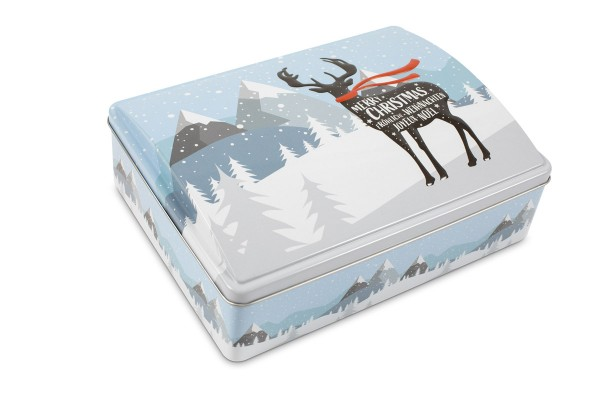"Festive Tin ""Winter's night"""